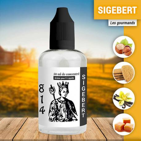 Sigebert - 50 ML Concentrated Aroma