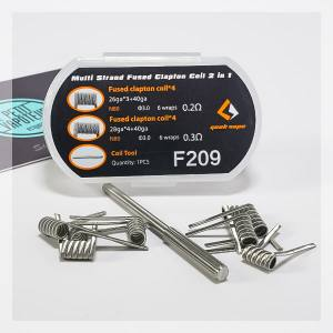 N80 Strand Fused Clapton Coil 2 in 1 Geek Vape