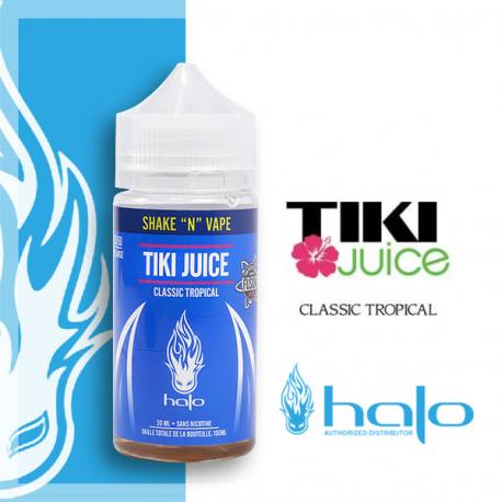 Tiki Juice Halo 50 ml