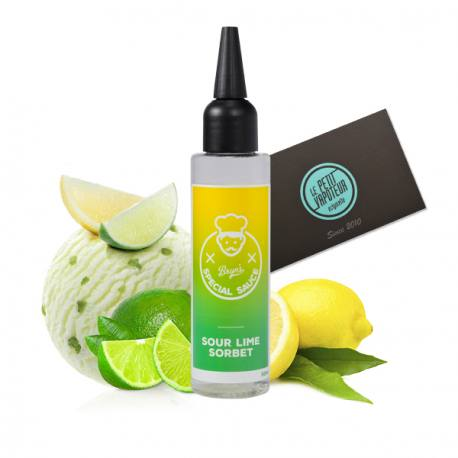 Sour Lime Sorbet Bryn's Special Sauce 50 ml