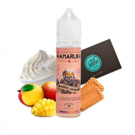 Mango Graham Maharlika 50 ml