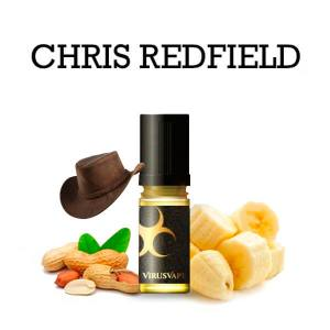 Concentré Chris Redfield Virus Vape 10 ml