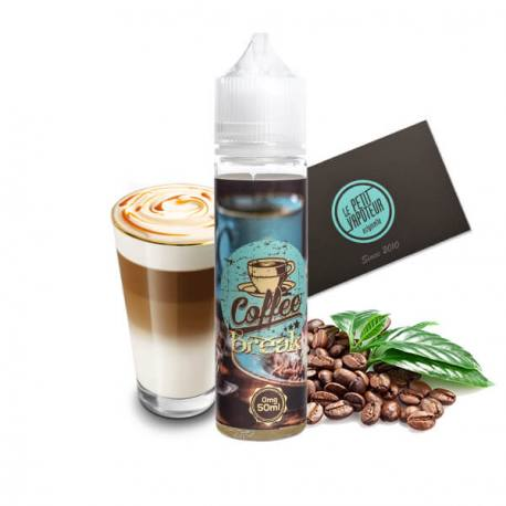 Coffee Break Vap Land Juice 50 ml