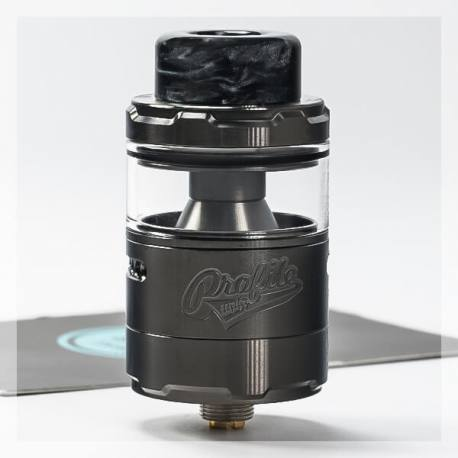 Profile Unity Rta Atomiser Wotofo With A Coil In Mesh And