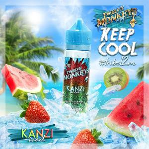 Kanzi Iced Twelve Monkeys 50 ml