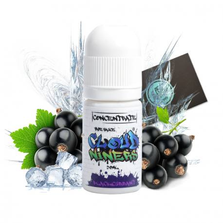 Concentrate Blackcurrant Cloud Niners 30ml