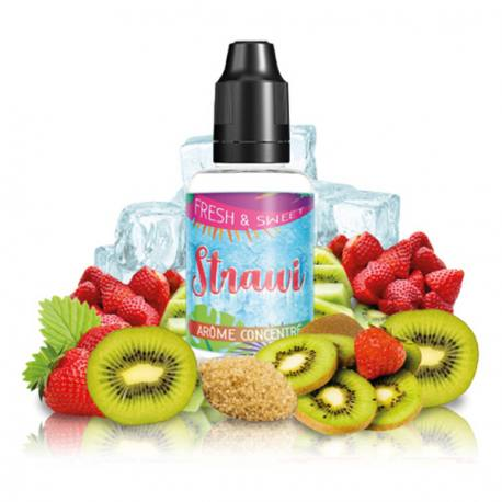 Concentrate Strawi Fresh And Sweet 30 ml
