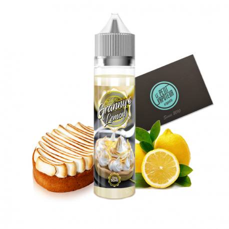 Granny's Lemon Vap Land Juice 50 ml