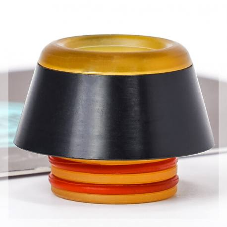 Cone PEI and Delrin 810 Drip Tip
