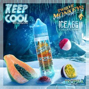 Tropika Iced Twelve Monkeys 50 ml
