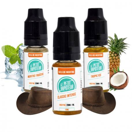 Nicotine Salts Discovery Pack LPV