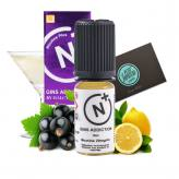 Gins Addiction Tjuice aux sels de nicotine