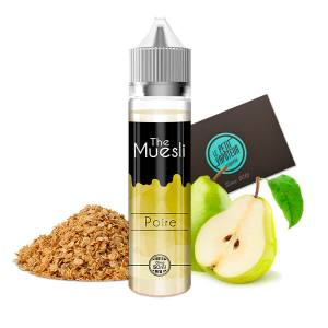 The Muesli Poire Vap Land Juice 50 ml