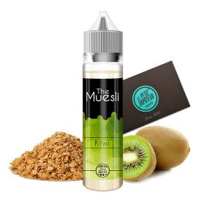 The Muesli Kiwi Vap Land Juice 50 ml