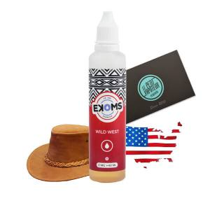 Wild West Ekoms 40 ml