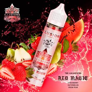 Red Magic Illusions Vapor 50 ml