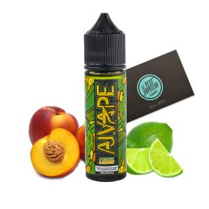 Peach Lemon AJ Vape 50 ml