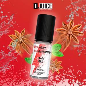 Concentré Anis Red Astaire (De)Constructed Tjuice