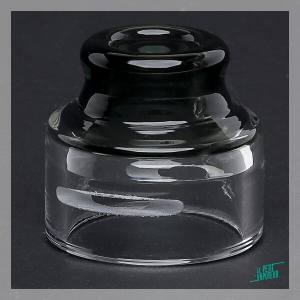 Spectrum Glass Cap Dotsingle Coil
