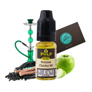 Pomme Chicha Pulp with Nicotine Salts