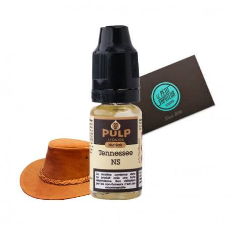 Tennessee Pulp aux Sels de Nicotine