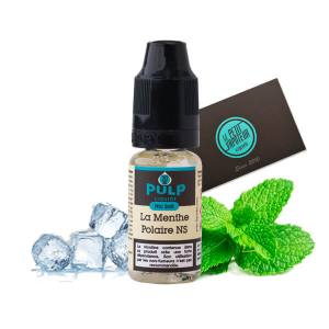 Menthe Polaire Pulp with Nicotine Salts