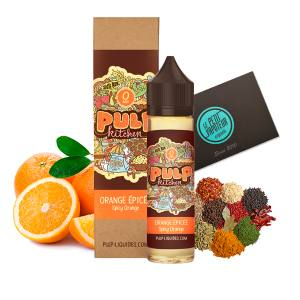 Orange Epicée Pulp Kitchen 50 ml