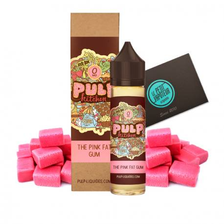 The Pink Fat Gum Pulp 50 ml