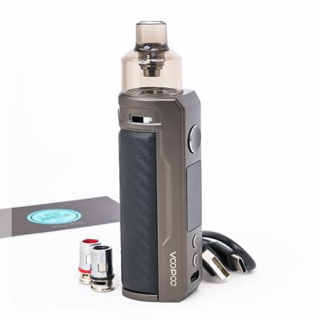 Drag S Pod Voopoo, electronic cigarette 2500 mAh, 60W and 4,5 ml ...