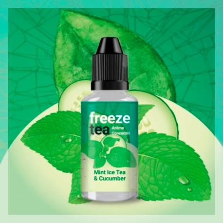 Concentré Mint Ice Tea & Cucumber Freeze Tea 30 ml