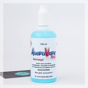 Aseptivape disinfectant recharge spray 100 ml