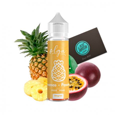 Ananas-Passion Olga 50 ml