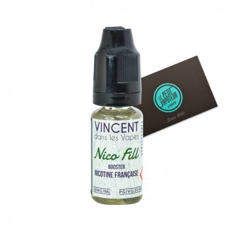 Booster nicotine Nico Fill VDLV