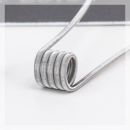 Fused Clapton Coils Ni80 Fumytech