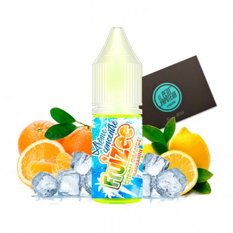 Concentré Citron Orange Mandarine Fruizee