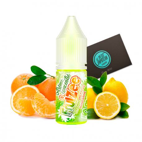 Concentré Citron Orange Mandarine No Fresh Fruizee