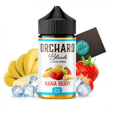Nana Berry Orchard Ice 50 ml