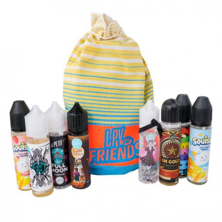 Pack Collector LPV & Friends 50 ml