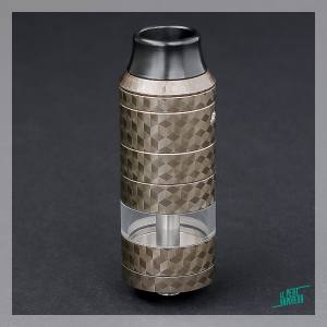 """Corona V8 Limited Edition """"Umbrella"""" Atomiser Steampipes"""