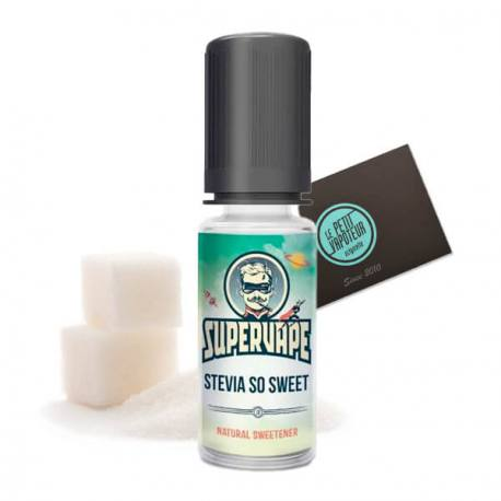 Stevia So Sweet Supervape