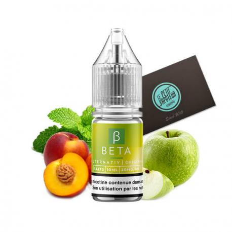 Beta Alternativ by Marina Vape with Nicotine Salts