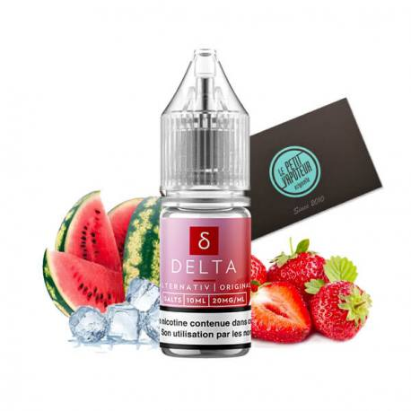 Delta Alternativ by Marina Vape  with Nicotine Salts