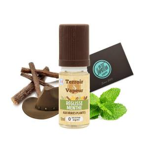 Mint Liquorice Terroir and Vapeur