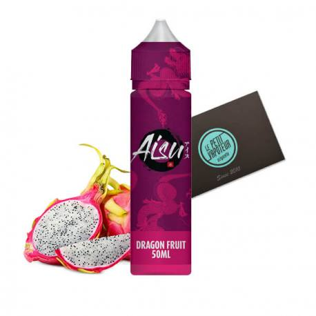 Dragon Fruit Aisu Zap Juice 50 ml
