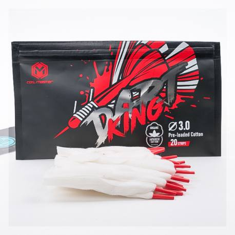 Dart king Cotton Coil Master