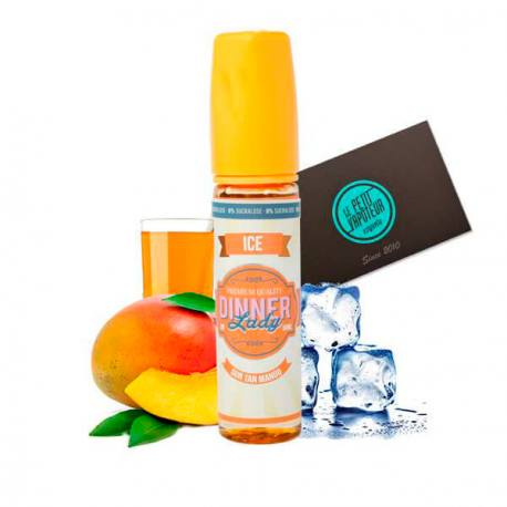 Sun Tango Mango 50ml Dinner Lady