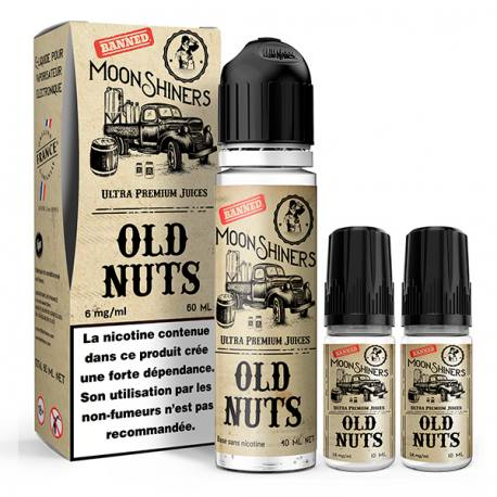 Old Nuts Moonshiners 60 ml