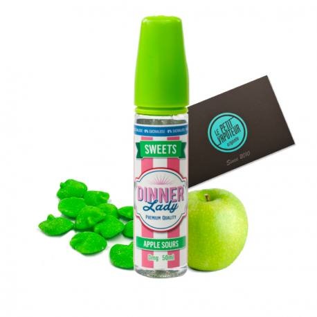 Apple Sours Dinner Lady 50 ml