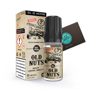 Old Nuts Moonshiners aux sels de nicotine