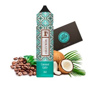 Coconut Latte Aisu Mokasmo 50 ml